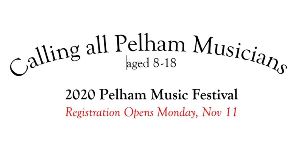 2020 Registration Opens Monday, November 11
