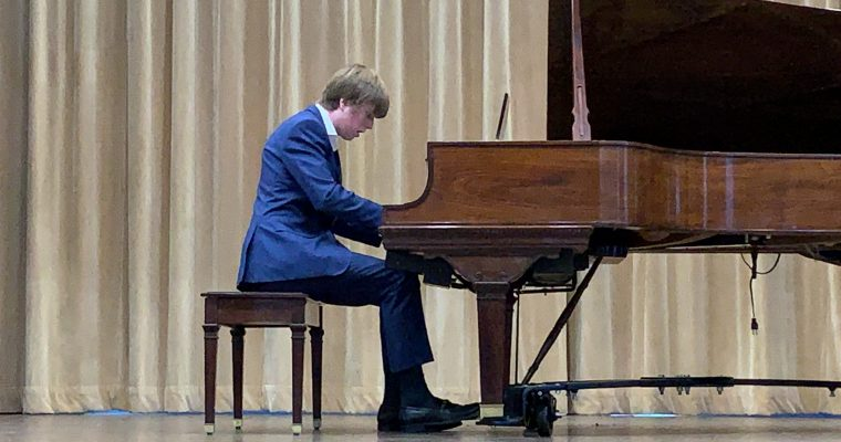 Osborn Recital Photos